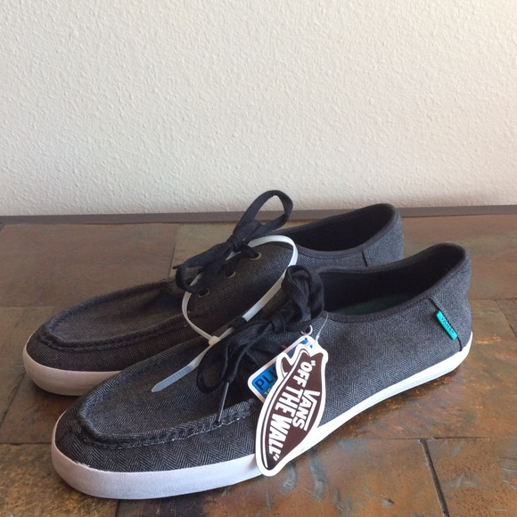 218e962748 Vans Surf Siders Shoes